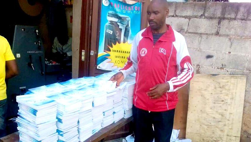 book printing kigali