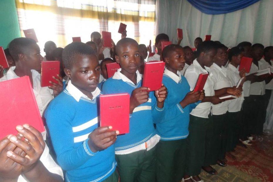 provide bibles rwanda